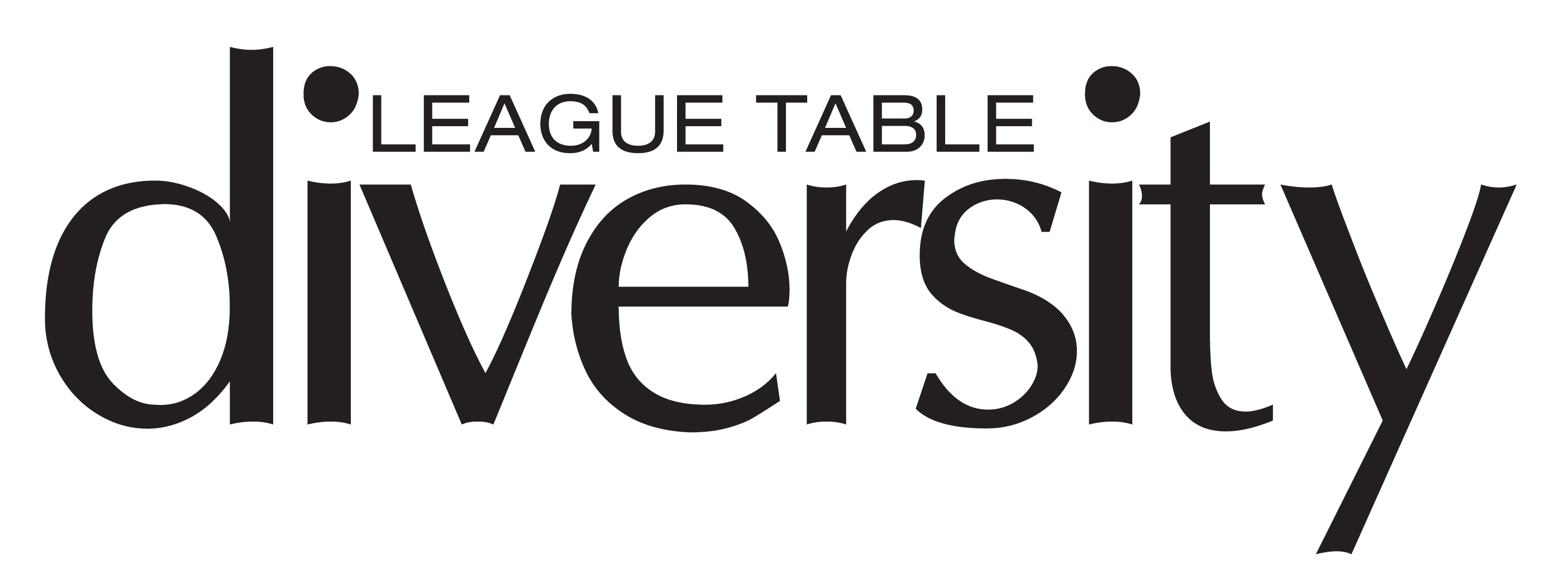Diversity League Table