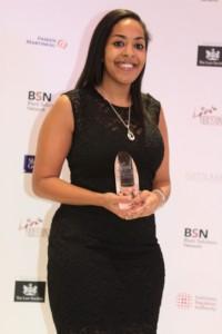 Jaya Handa (WINNER - Rising Star)