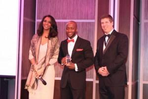 Tunde Okewale (Diversity Champion - Winner)